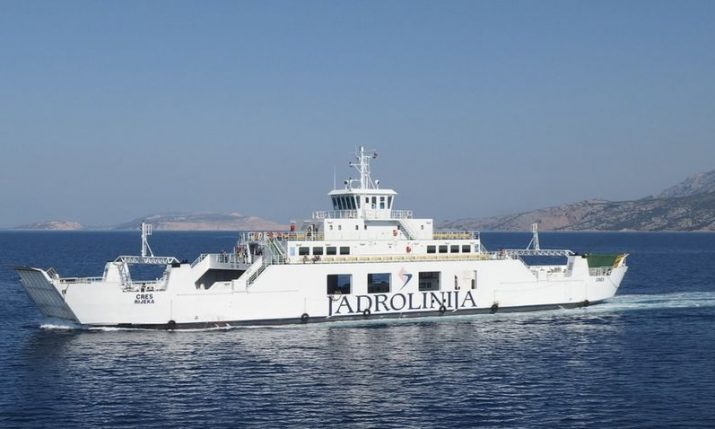 Island of Lošinj launches free ferry September to attract tourists