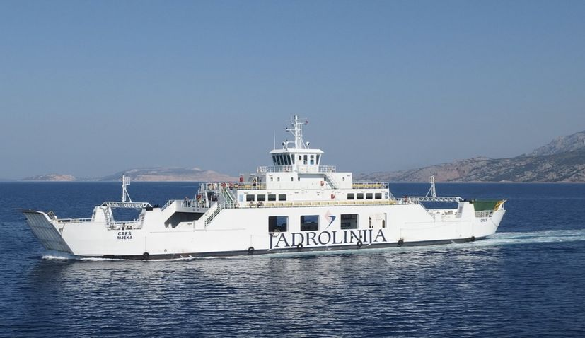 Jadrolinija suspends international ferry lines to Italy