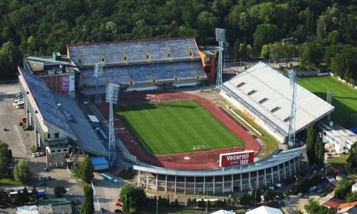 History of Maksimir stadium which opened 108 years ago today