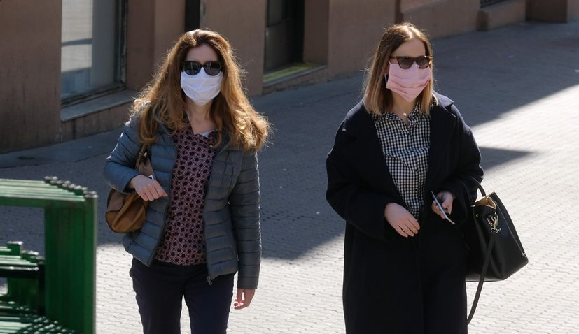 Croatian Institute of Public Health lists people exempt from wearing masks