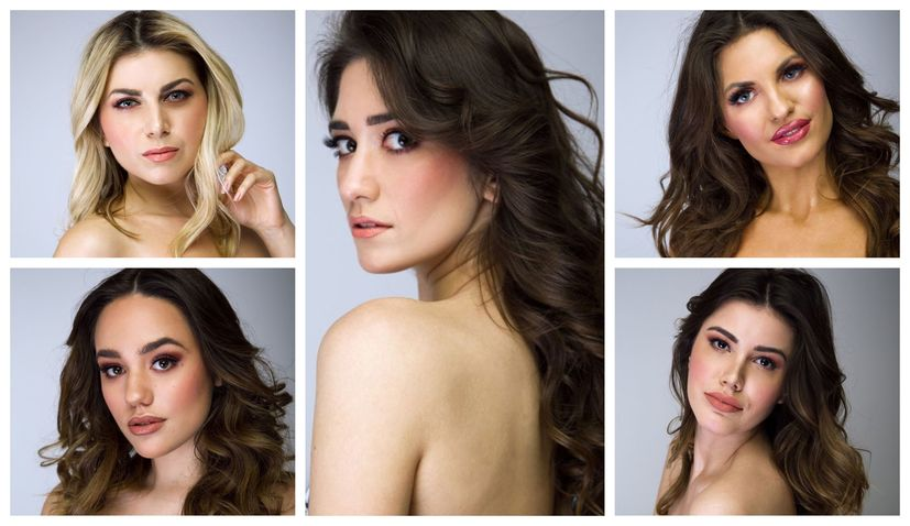 PHOTOS: Miss Universe Croatia 2020 finalists
