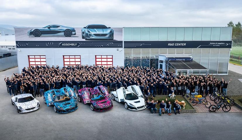 Rimac to close company from Monday