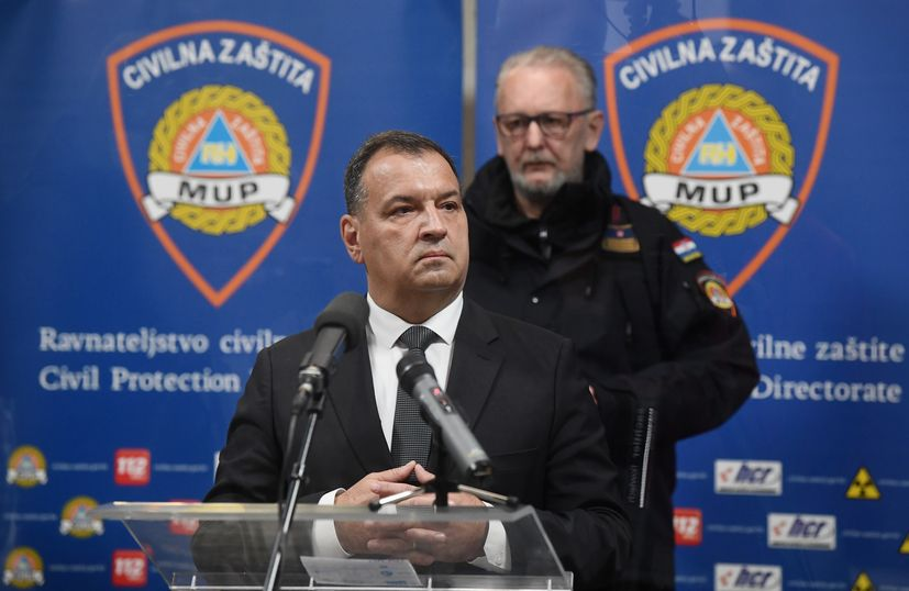Croatian health minister says number of infections, deaths alarming