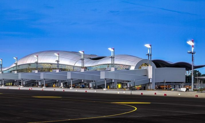 Zagreb's Franjo Tuđman Airport named best in Europe by size