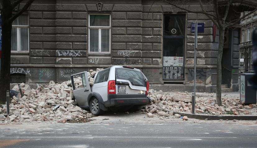 EP approves aid to Croatia to repair damage caused by earthquake