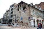 100,000 workers required for post-quake reconstruction of Zagreb