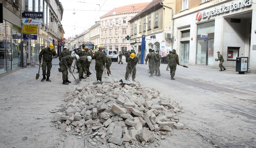 Minister Says Damage To Hospitals In Earthquake Not Extensive Croatia Week
