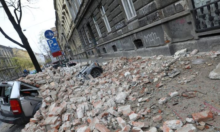 Zagreb post-quake reconstruction opportunity to boost local construction sector