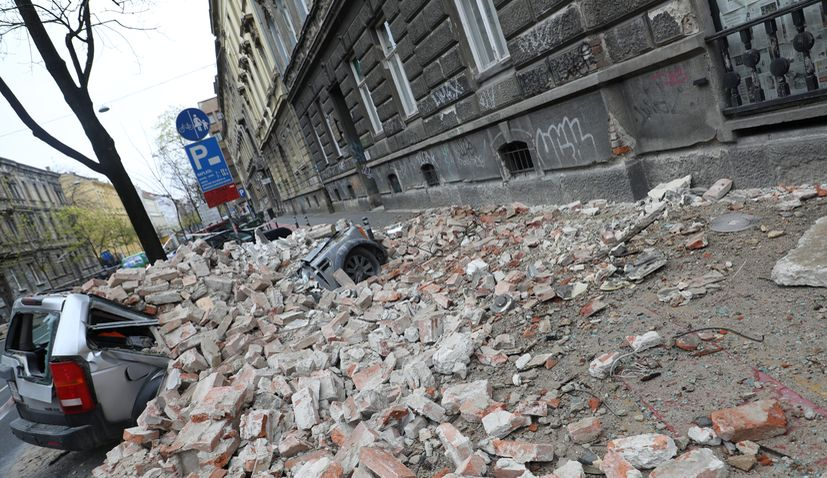 Post-quake reconstruction opportunity to boost local construction sector
