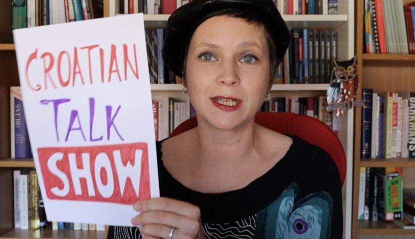 Croatian Talk Show – new popular FB live show by Andrea Pisac