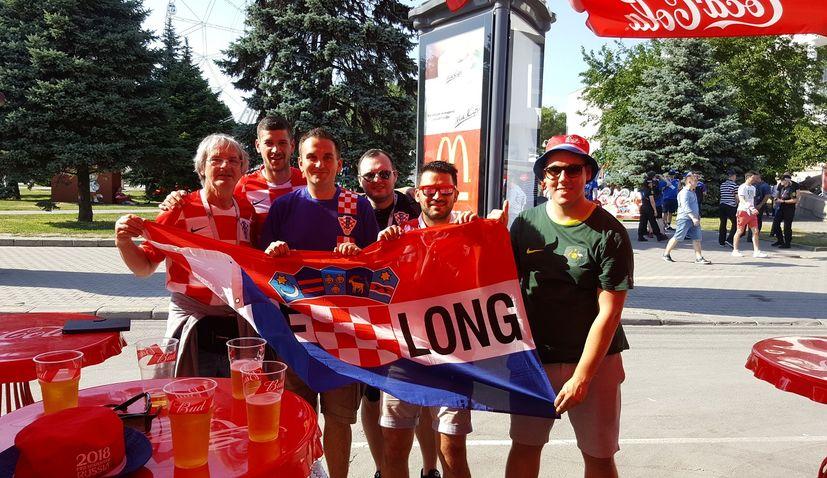 An Australian-Croatian's World Cup diary – part 3