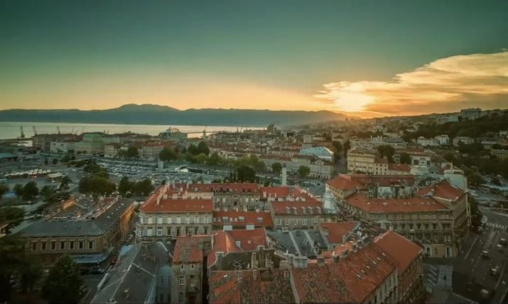 VIDEO: Croatian tourism film 'Rijeka – I miss you' wins award in New York