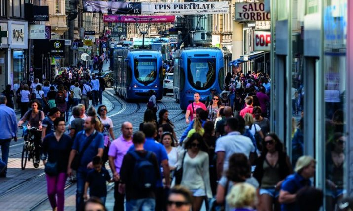 Trams to starting running through Zagreb centre again from July 2