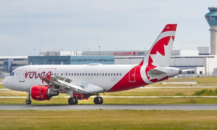 Air Canada Rouge terminates Zagreb service