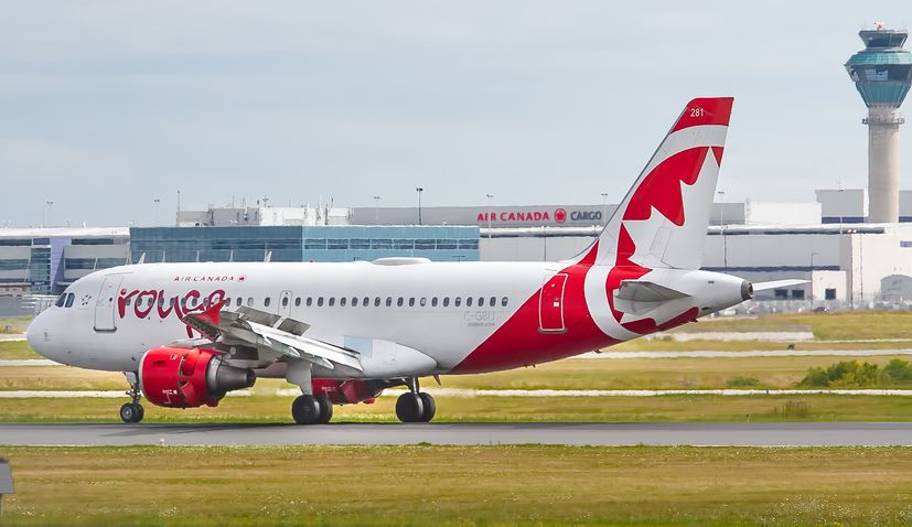 Air Canada Rouge suspends Zagreb service for rest of 2020