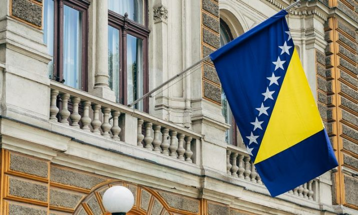 Bosnia and Herzegovina formally allows voting in Croatia's parliamentary election