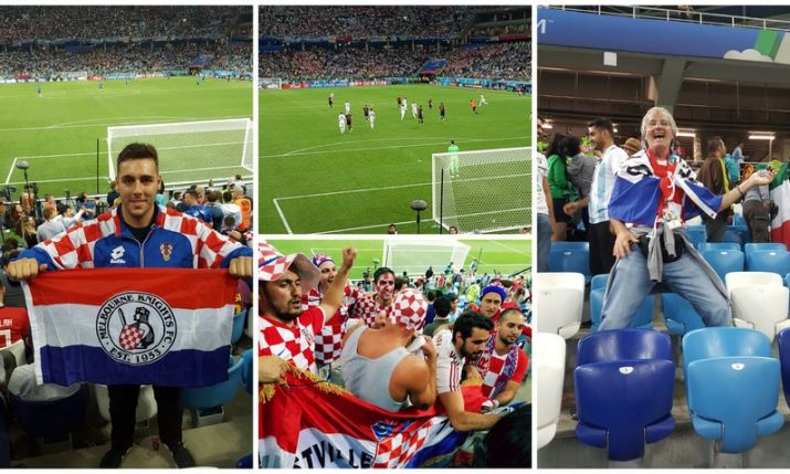 An Australian-Croatian's World Cup diary – part 2