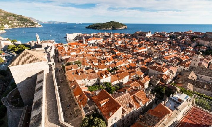 Croatia sees 90% drop in foreign visitors in October