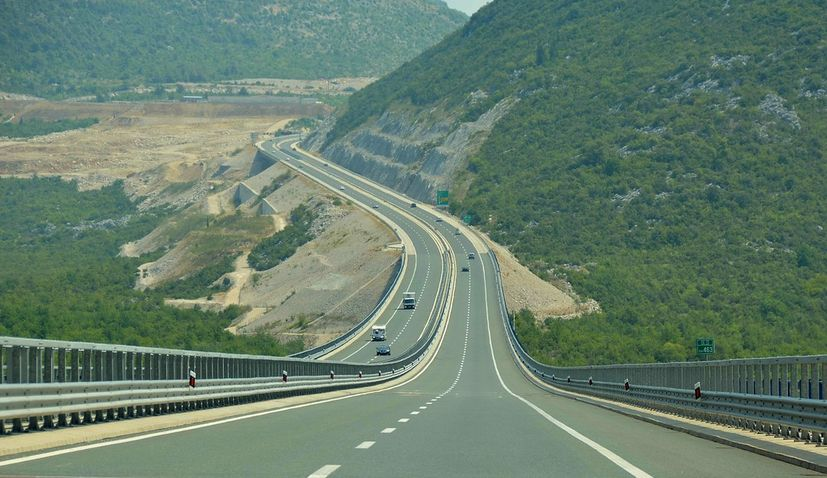 Major infrastructure projects in Croatia active despite epidemic