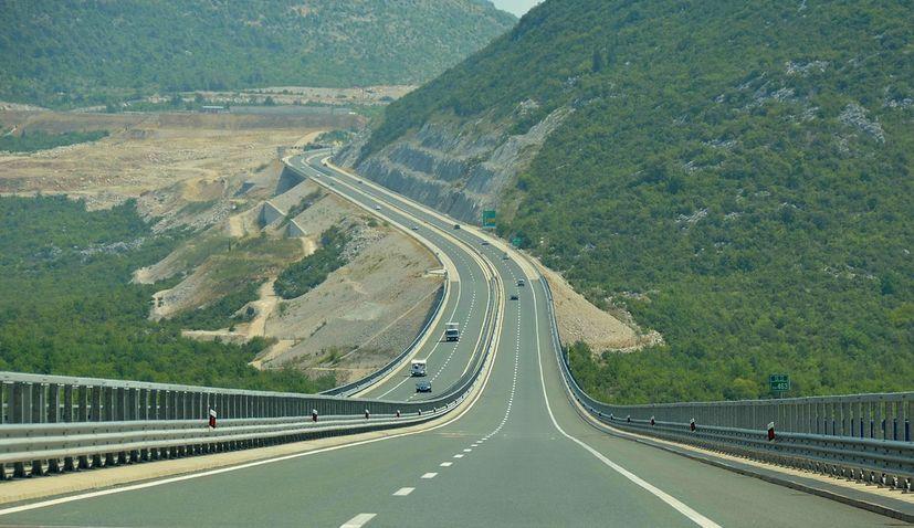 Major infrastructure projects in Croatia active despite epidemic