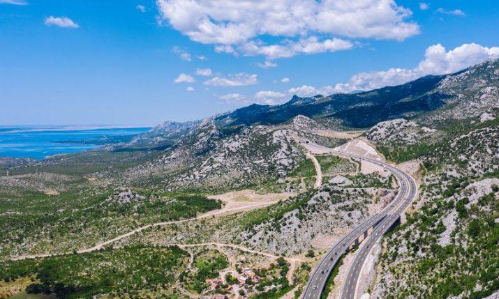 Increased traffic and revenue on Croatian motorways in 2019