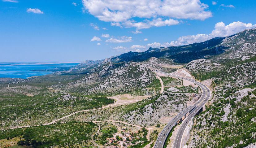 Increased traffic and revenue on Croatian motorways in 2019