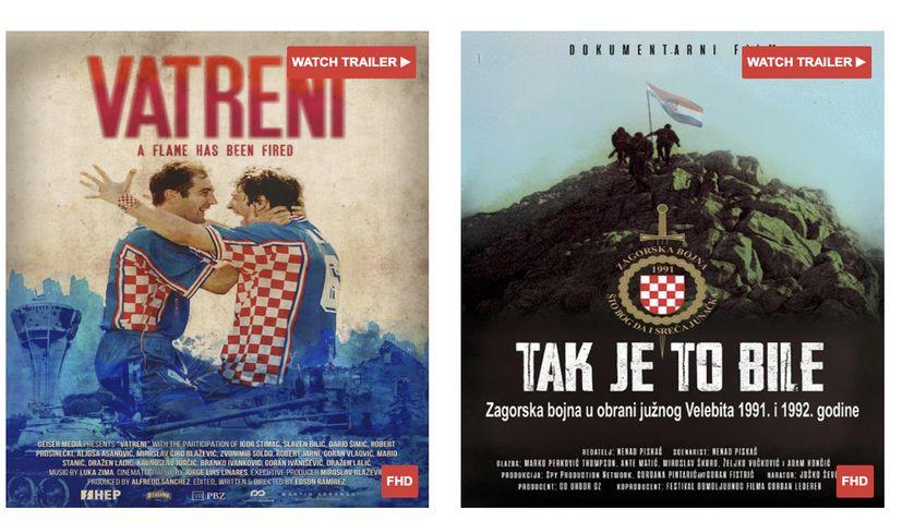 The Croatian Project launch site streaming Croatian films