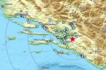 3.9-magnitude earthquake jolts Bosnia and Herzegovina, felt in Dalmatia