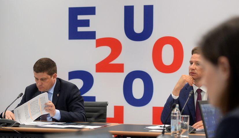 EU ministers discuss impact of coronavirus crisis on transport sector