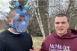 VIDEO: Canadian-Croatian brothers' DIY respirator in demand