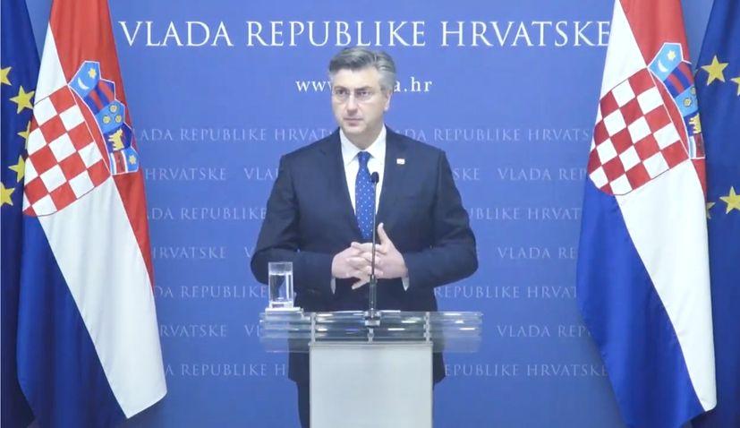 Croatia's PM welcomes UK-EU deal