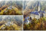 Digital wizardry restores Samobor Castle in Croatia to its former glory