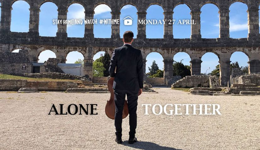 Stjepan Hauser to livestream concert from empty Pula Arena