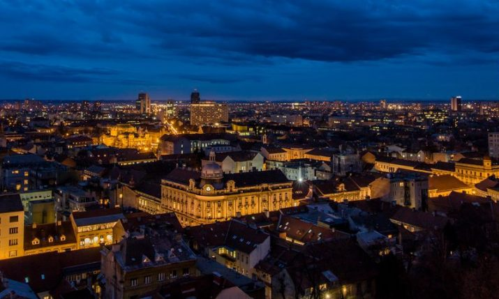 Earthquake and pandemic disrupt office rental market in Zagreb