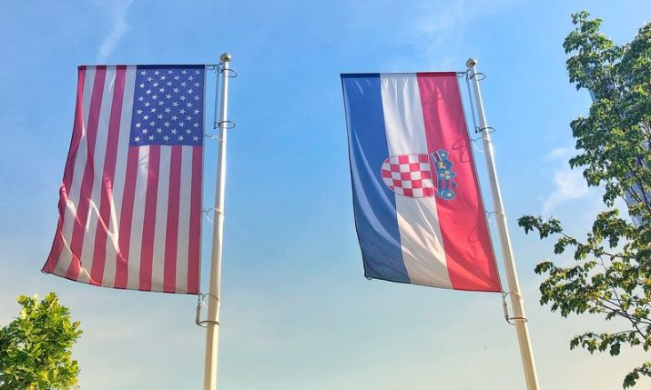 Croatian PM and US State Secretary discuss bilateral cooperation, COVID-19 fight