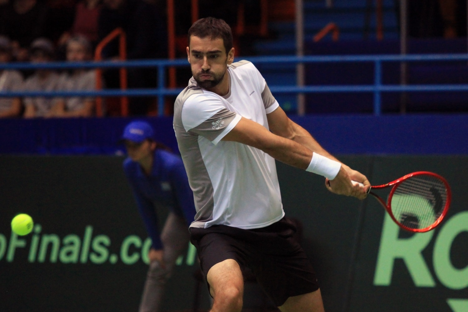 French Open Marin Cilic