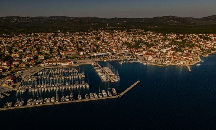 Croatia's nautical ports generated HRK 918.5M in income in 2019