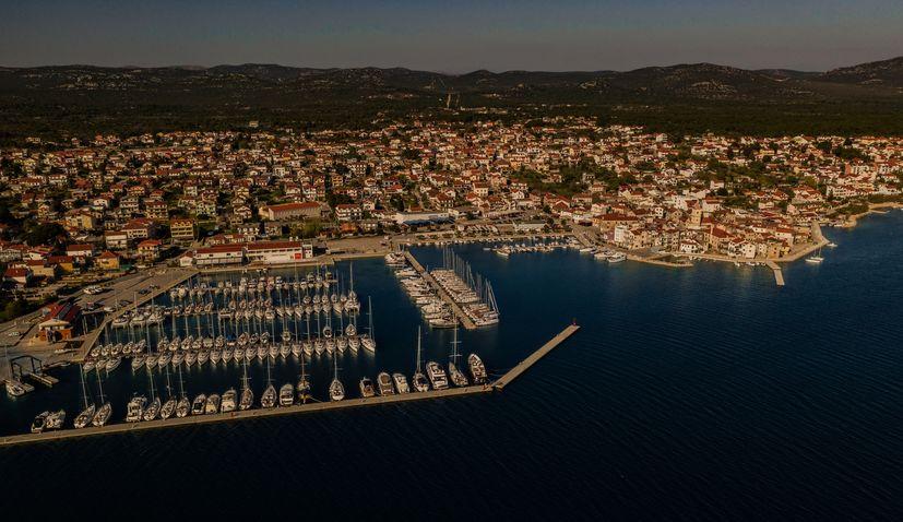 Croatia's nautical ports generated HRK 918.5M in income in 2019