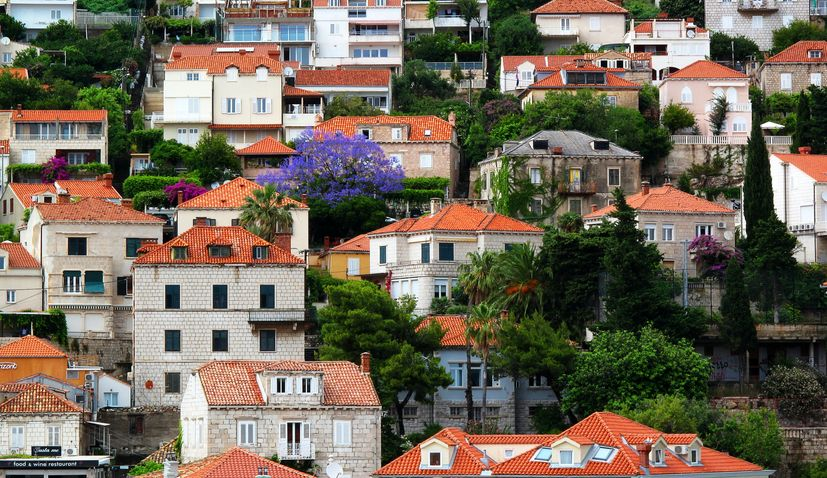 Croatian property prices