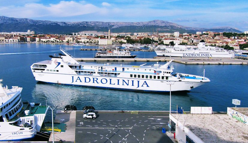 Public coastal liner transport to be restored in Croatia on May 18