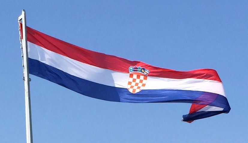 On this day in 1848: Order for Croatian tricolour – red white and blue