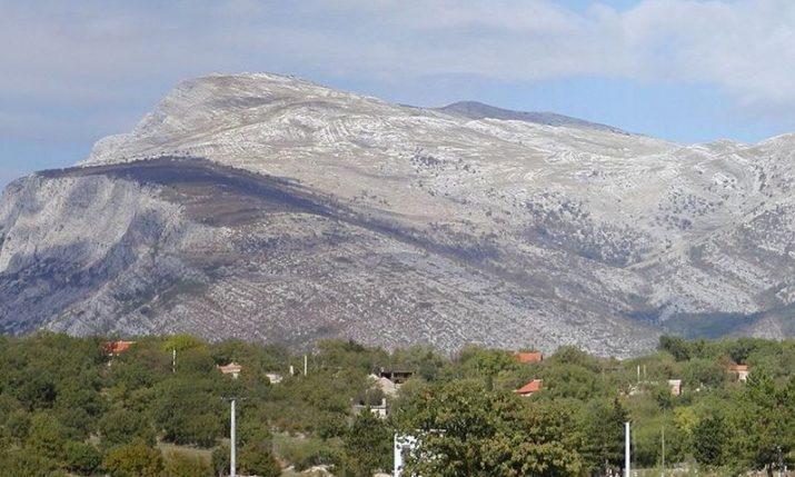 Mount Dinara declared Croatia's 12th Nature Park