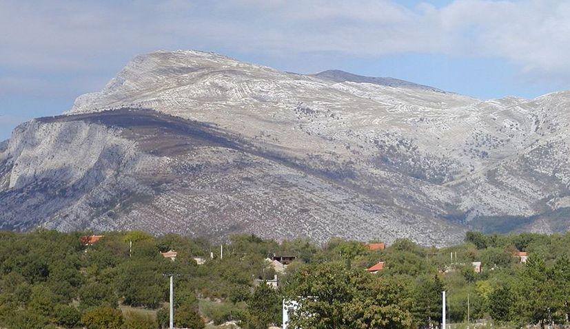 Dinara to become Croatia's 12th nature park