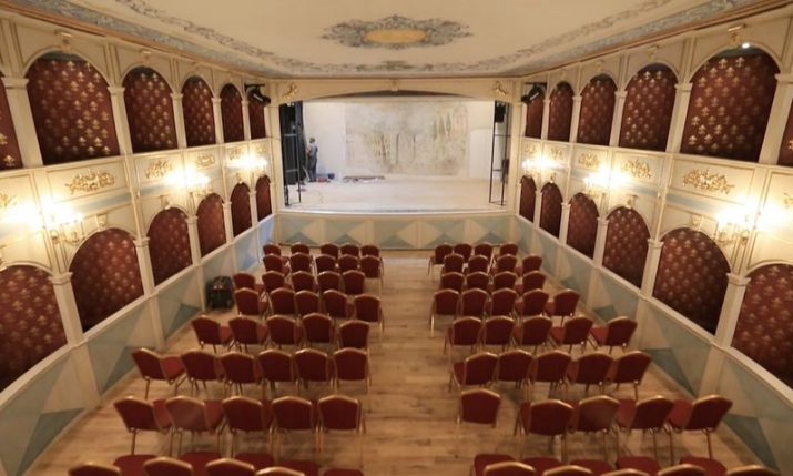 Hvar Theatre and Arsenal receive European Heritage Award