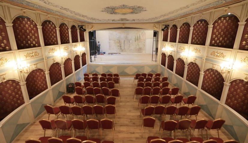 Hvar Theatre and Arsenal receive European Heritage Award