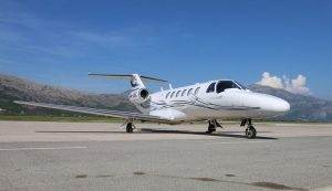 Private jet service and its significance to Croatia its tourism offer