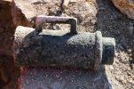 Valuable piece of Croatian warrior heritage found at Krka National Park