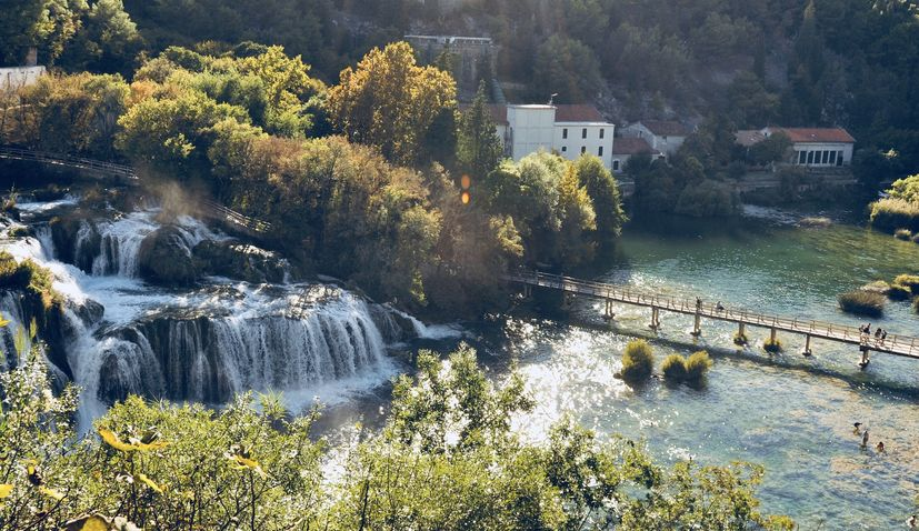 VIDEO: Krka National Park presents documentary about its 229 bird species