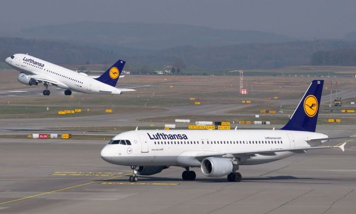 Lufthansa and Greece's Aegean planning to fly to Croatia from June