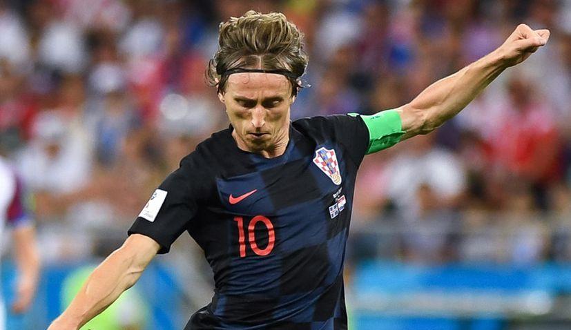 Luka Modric named among 100 best sportsmen of the 21st century